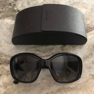 Polarized Prada sunglasses